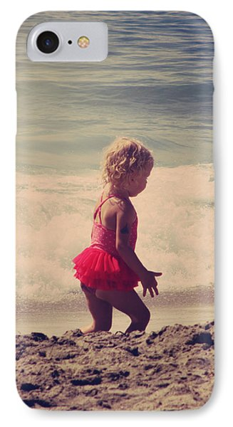 Little Tutu Phone Case by Laurie Search