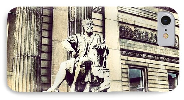 #liverpool #museum #museums #guy #stons IPhone Case