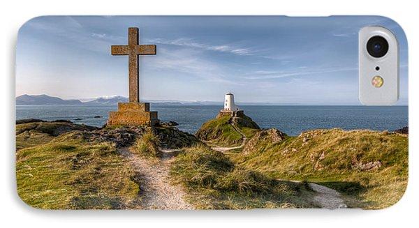 Llanddwyn Island Phone Case by Adrian Evans