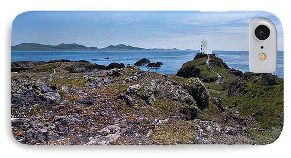 Llanddwyn Island Phone Case by Meirion Matthias