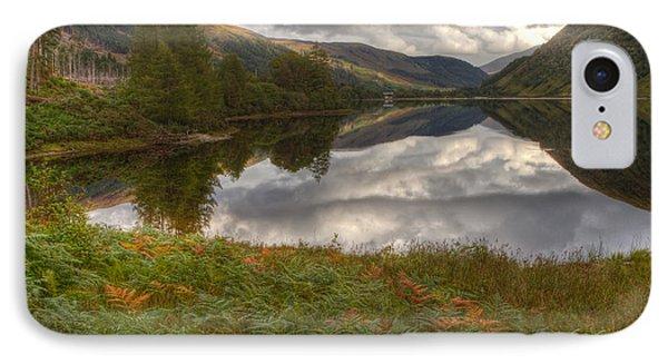Loch Dughaill Scotland Uk IPhone Case