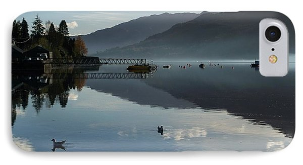 IPhone Case featuring the photograph Lochgoilhead by Lynn Bolt