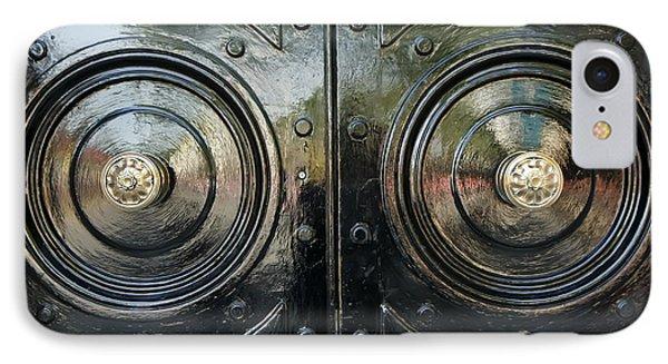 London Brass IPhone Case by KG Thienemann