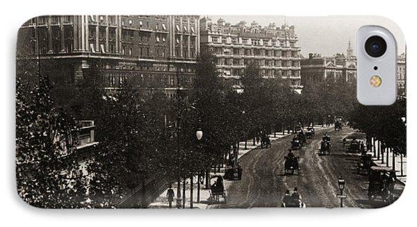 London: Embankment, 1908 Phone Case by Granger