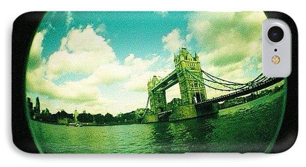 London iPhone 7 Case - #london by Ozan Goren