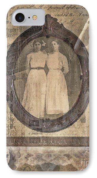 Long Ago Phone Case by Betty LaRue