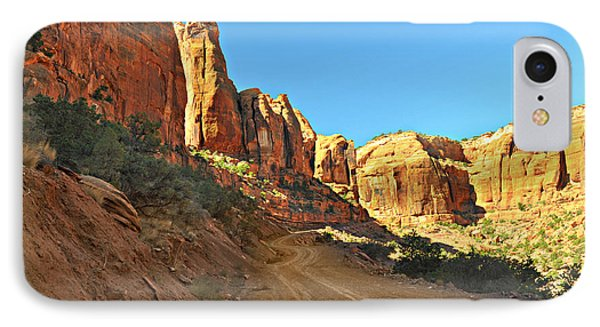 Long Canyon 1 Phone Case by Marty Koch