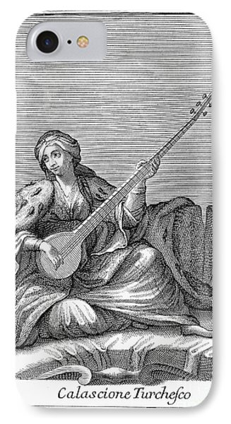 Long Lute, 1723 Phone Case by Granger