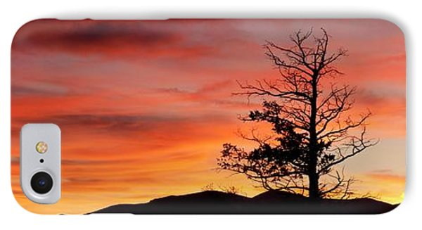 IPhone Case featuring the photograph Lookin' Out My Front Door by Angelique Olin