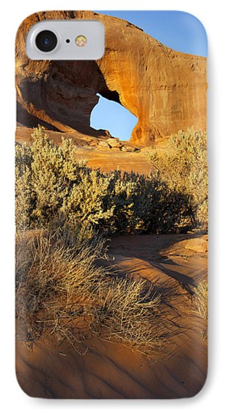 Looking Glass IPhone Case by Mike McGlothlen