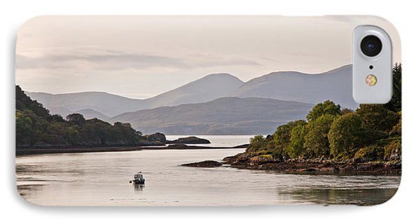 Looking To The Isle Of Mull IPhone Case