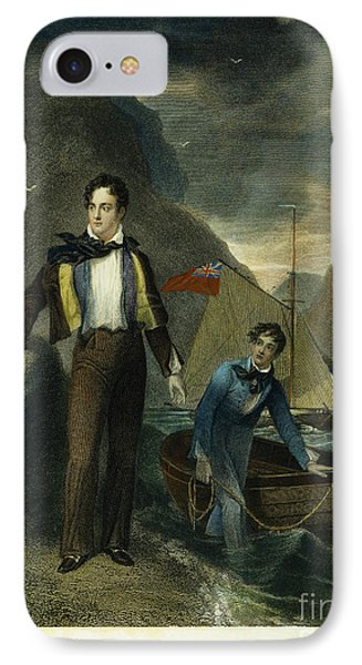 Lord Byron Phone Case by Granger