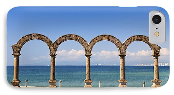 Los Arcos Amphitheater In Puerto Vallarta IPhone Case