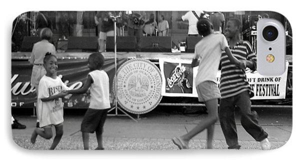 Louisiana Folklife Festival  IPhone Case