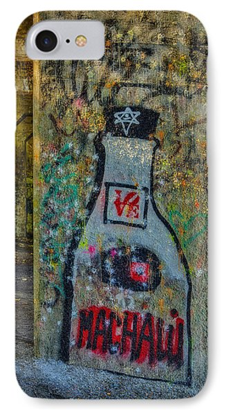 Love Graffiti Phone Case by Susan Candelario