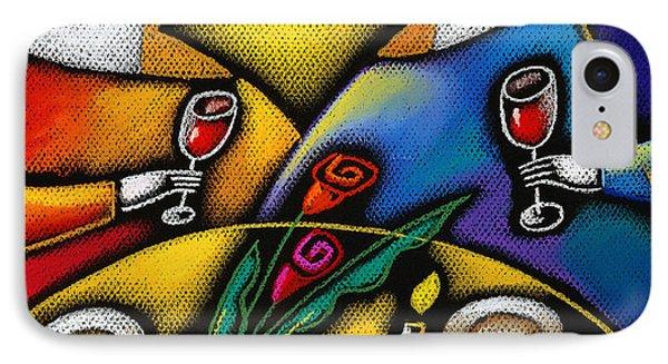 Love Phone Case by Leon Zernitsky
