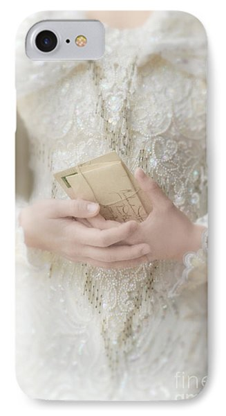 Love Letters Phone Case by Jill Battaglia