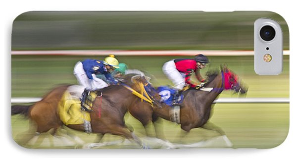 Love Of The Sport IPhone Case by Betsy Knapp