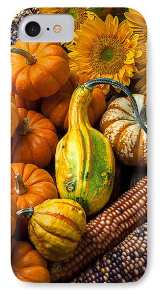 Lovely Autumn IPhone Case by Garry Gay