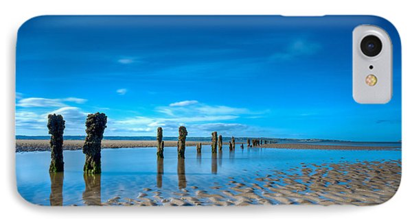 Low Tide IPhone Case by Beverly Cash