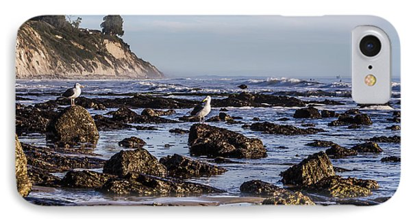 IPhone Case featuring the photograph Low Tide by Marta Cavazos-Hernandez