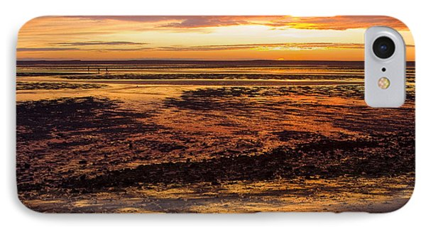 IPhone Case featuring the photograph Low Tide by Michael Friedman