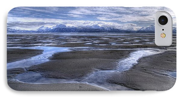 IPhone Case featuring the photograph Low Tide by Michele Cornelius