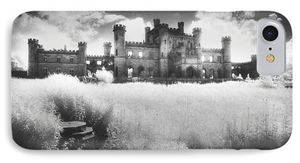 Lowther Castle Phone Case by Simon Marsden