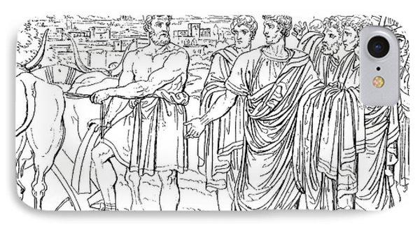 Lucius Cincinnatus Phone Case by Granger