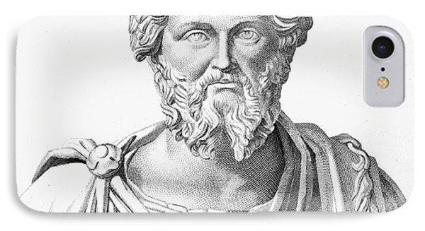 Lucius Septimius Severus Phone Case by Granger
