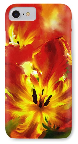 Luminosity Of Nature IPhone Case by Georgiana Romanovna