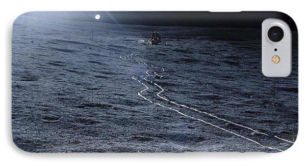 Lunar Landing Module IPhone Case by Nasa