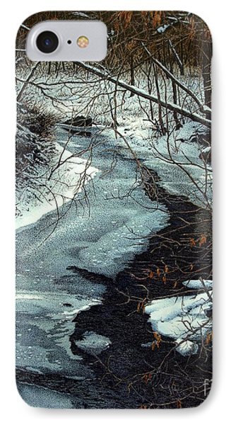 Lynde Creek IPhone Case