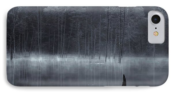 IPhone Case featuring the photograph Madame Sherri's Pond II by Tom Singleton