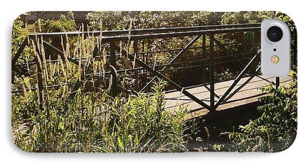 Maddox Bridge Phone Case by Jeff Guilkey