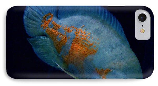 Magic Fish Name Oscar  Phone Case by Colette V Hera  Guggenheim