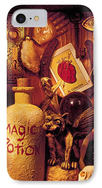 Magic Things IPhone Case by Garry Gay