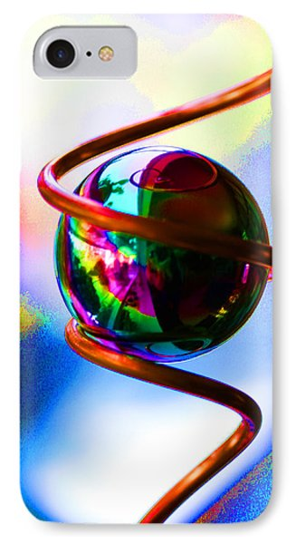 Magical Sphere IPhone Case by Diana Haronis