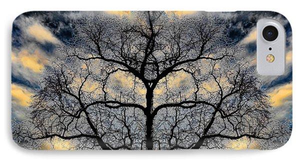 Magical Tree Phone Case by Hakon Soreide