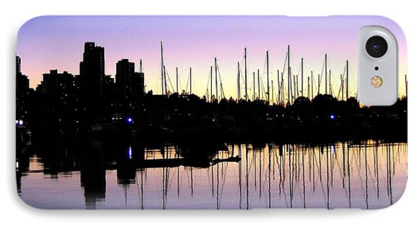 Magnificent Vancouver Sunset Phone Case by Will Borden