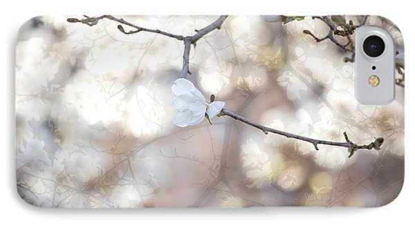 IPhone Case featuring the photograph Magnolia Dream by Susan Cole Kelly