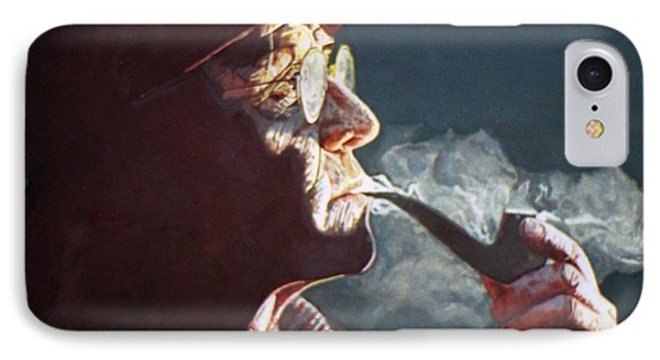 Maigret Phone Case by Michael Haslam