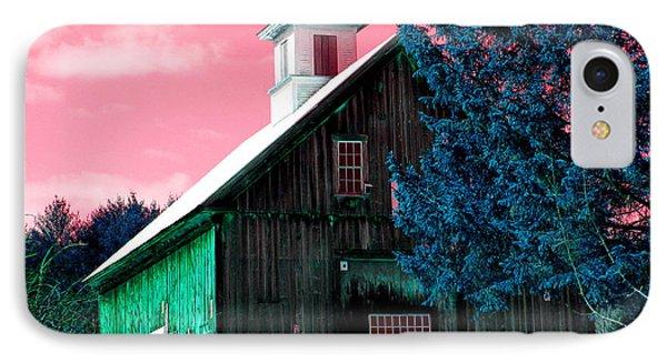 Maine Barn Phone Case by Marie Jamieson