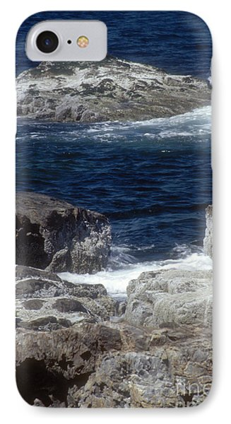 Maine Coast Surf Phone Case by Darleen Stry