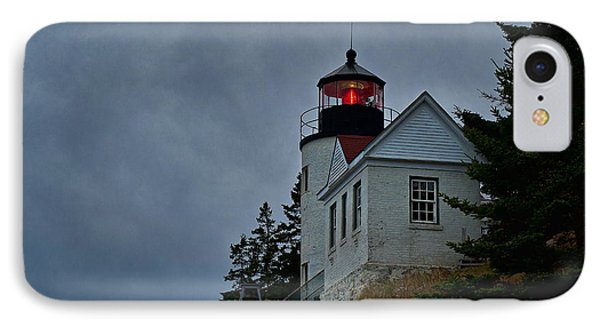 Maine Lighthouse Phone Case by John Greim