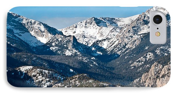 Majestic Rockies IPhone Case by Colleen Coccia