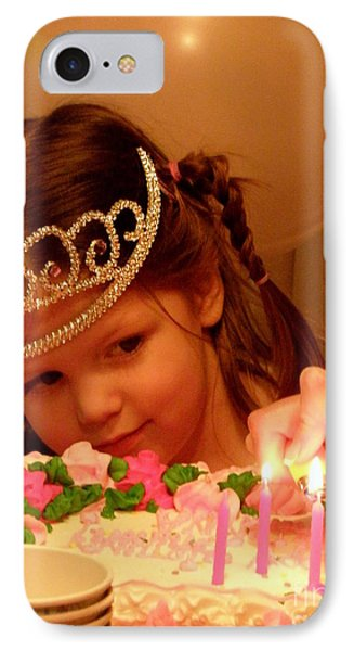 Make A Wish Phone Case by Lainie Wrightson