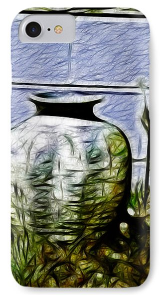Mamas Old Vase IPhone Case