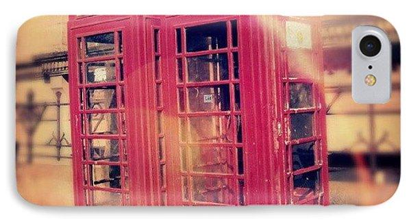London iPhone 7 Case - #manchester #london #uk #england by Abdelrahman Alawwad