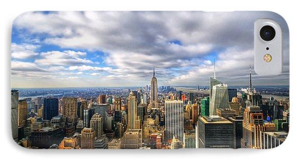 Manhattan05 Phone Case by Svetlana Sewell
